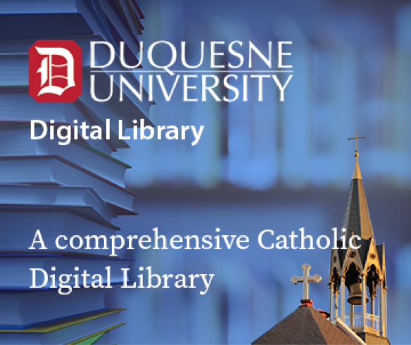 Spiritan Advert Duquesne University