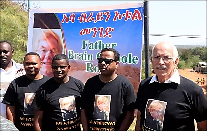 Memorial Service in Ethiopia marks 40 days since the death of Fr Brian O'Toole C.S.Sp. Image 1