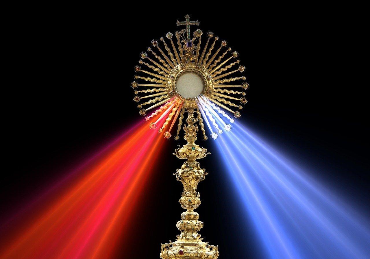 Divine Mercy Eucharist
